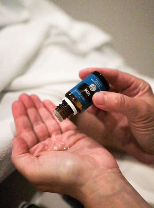 THE LIFE-CHANGING BENEFITS OF AROMATHERAPY AND THE RAINDROP TECHNIQUE